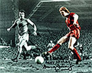 David Fairclough, Football, Genuine Signed Autograph (01)